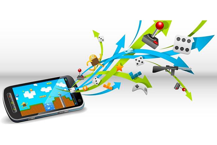 мобильнаые игры