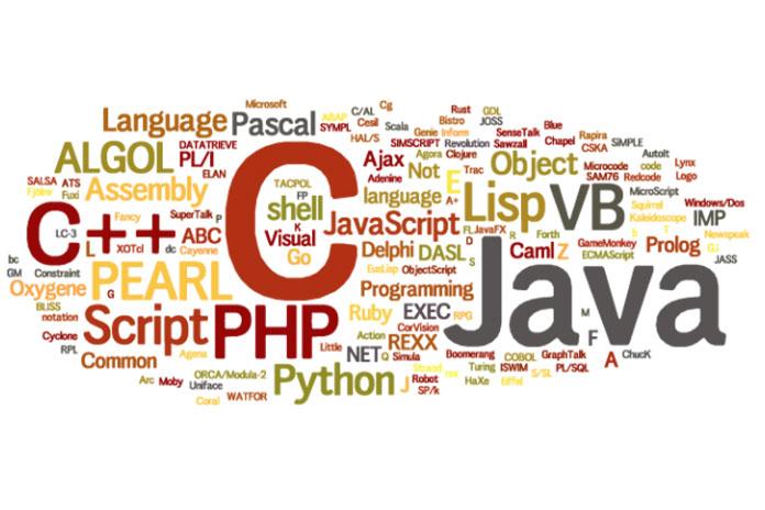 языков программирования