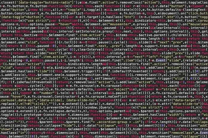 Основные языки программирования