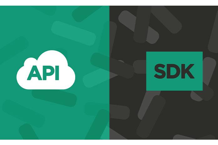 SDK против API