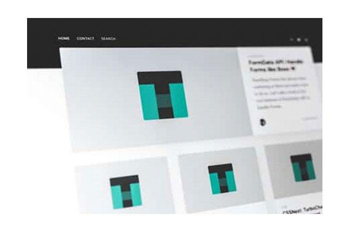 веб-сайта на HTML