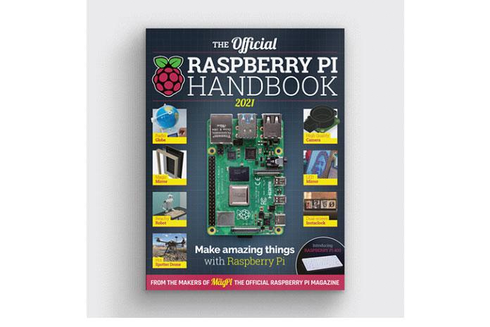 Официальный справочник Raspberry Pi 2021