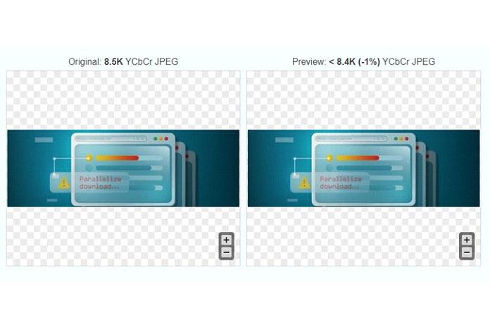 Помимо преобразования базовых изображений JPEG впрогрессивные