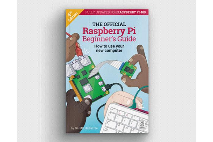 Руководство для начинающих по Raspberry Pi, 4-е издание