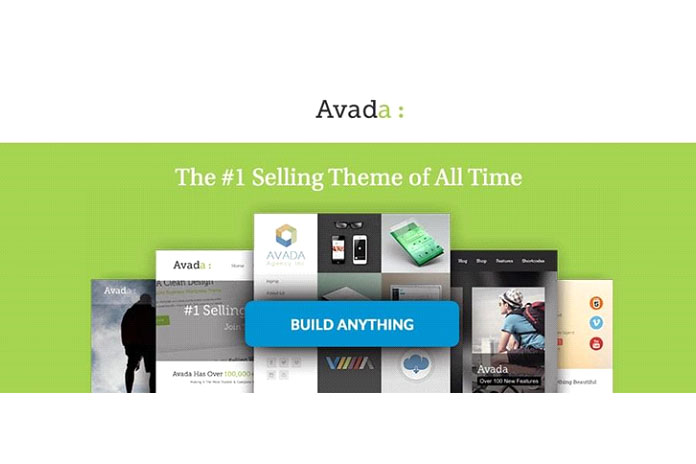 Тема Avada