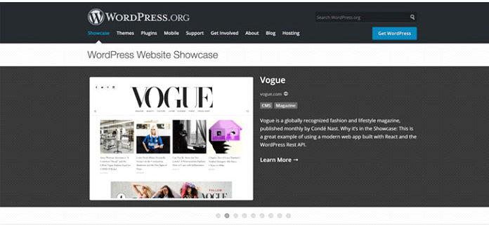 Выберите платформу для ведения блога