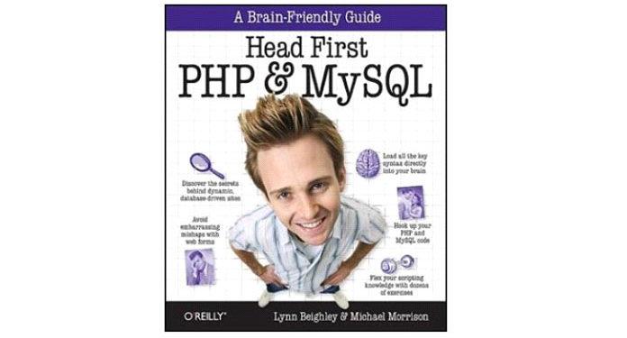 Head First PHP иMySQL