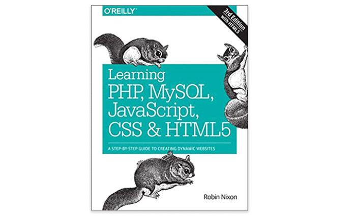 Изучение PHP, MySQL, JavaScript, CSS иHTML5