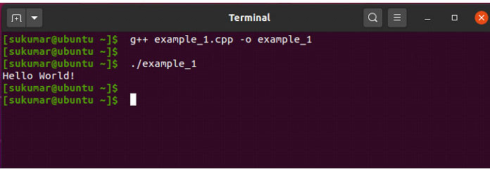 Вэтом примере мыпродемонстрируем, как можно определить ивызвать простую функцию