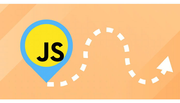 карта JavaScript