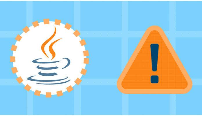 ошибок разработчиков Java