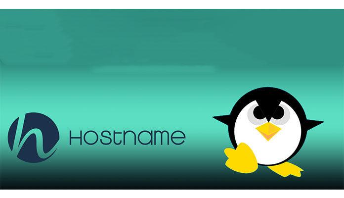 Примеры команд Linux «hostname»