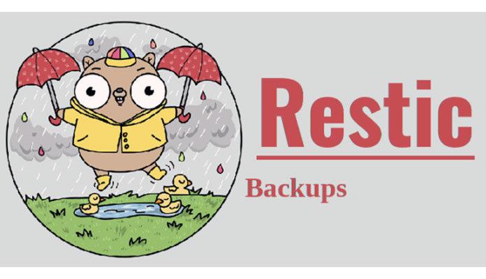 Restic Backup