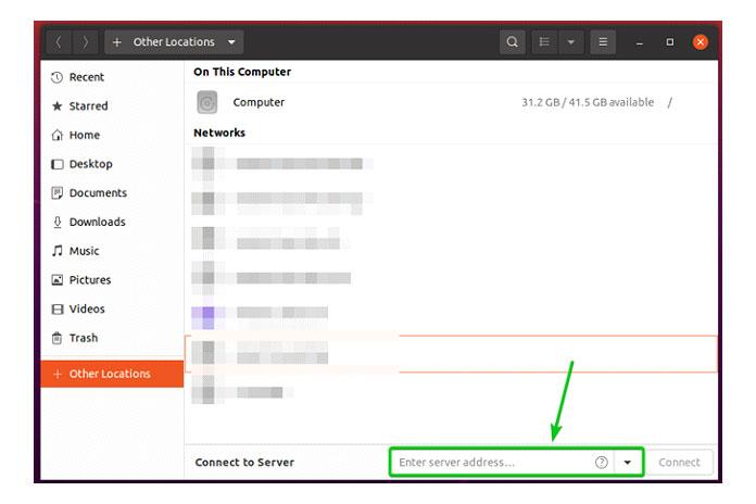 Теперь выдолжны ввести URL-адрес доступа WebDAV