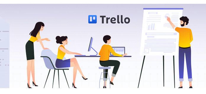 Trello очень нагляден и очень удобен для пользователя