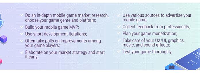 Вот краткий контрольный список отнашей опытной команды посозданию мобильной игры