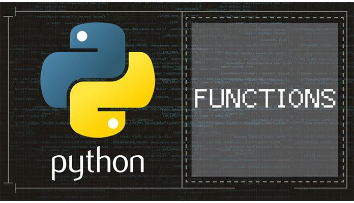 функции в Python
