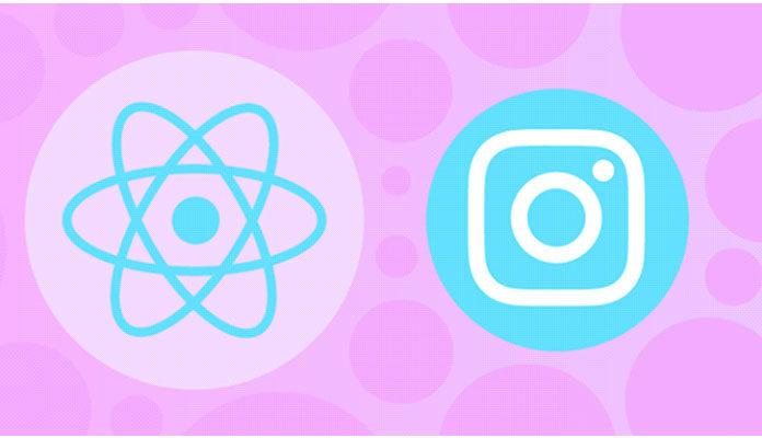 как создать пользовательский интерфейс Instagram с помощью React