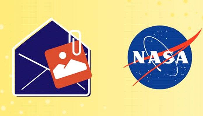 получать ежедневные изображения с помощью открытого API НАСА