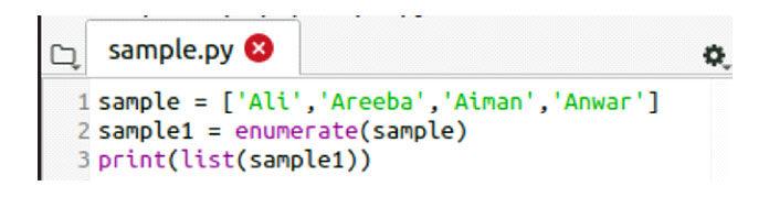 Чтобы увидеть результаты, мылибо запустим программу наинструменте spyder