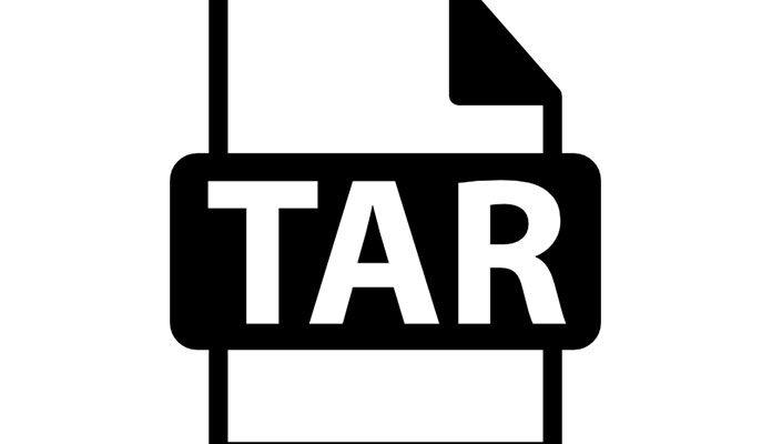Как просмотреть содержимое файла tar