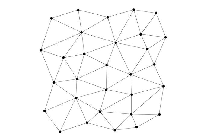 Когда распределенные данные связаны, любой компьютер всети