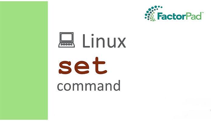 Команда Set Linux