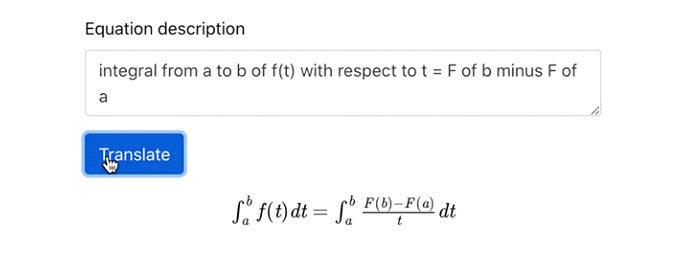 LaTeX может быть довольно утомительным, если нам нужно писать сложные уравнения
