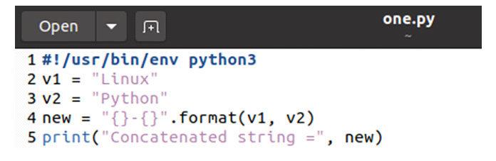 После сохранения изакрытия файла приступим квыполнению нашего обновленного кода
