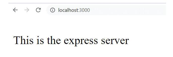 Теперь откройте браузер иперейдите поадресу