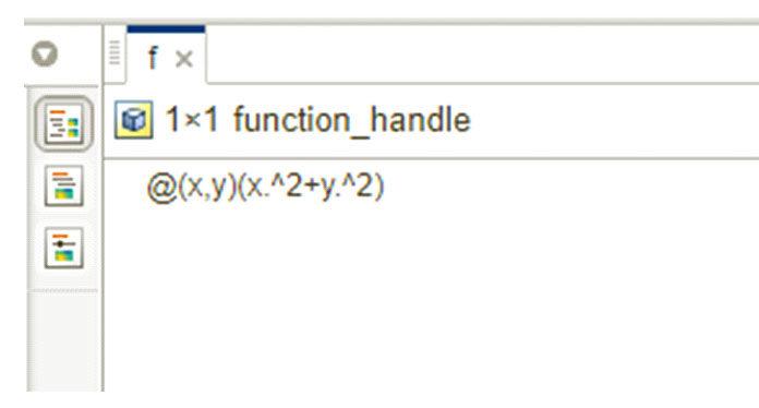 Для создания дескриптора функции используется оператор