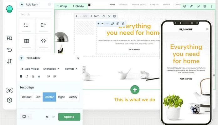 Как Muffin Live Builder поможет вам быстрее создавать лучшие сайты