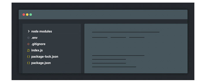Настройка кода завершена, иваша папка должна выглядеть примерно так