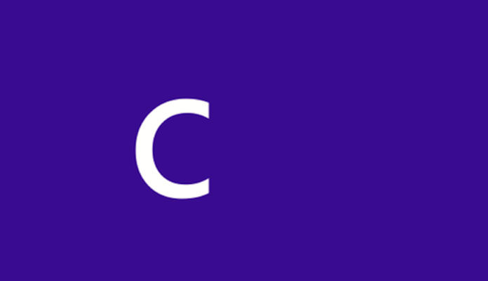 Оператор в C с примерами