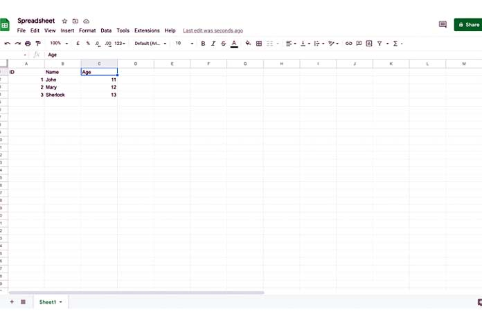 Прежде чем анализировать электронные таблицы