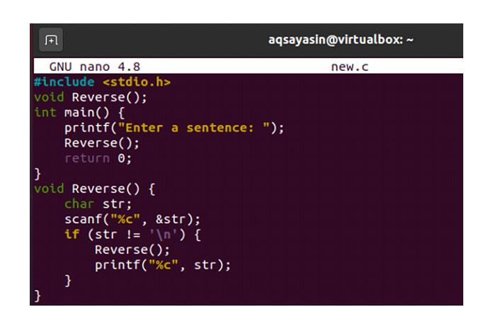 Сначала скомпилируйте код, азатем запустите его