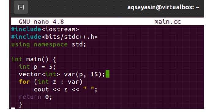 Теперь файл открыт, обновите свой код, как показано ниже