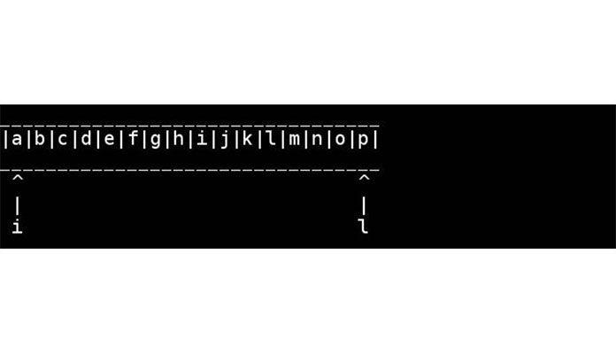 перевернуть строку в C