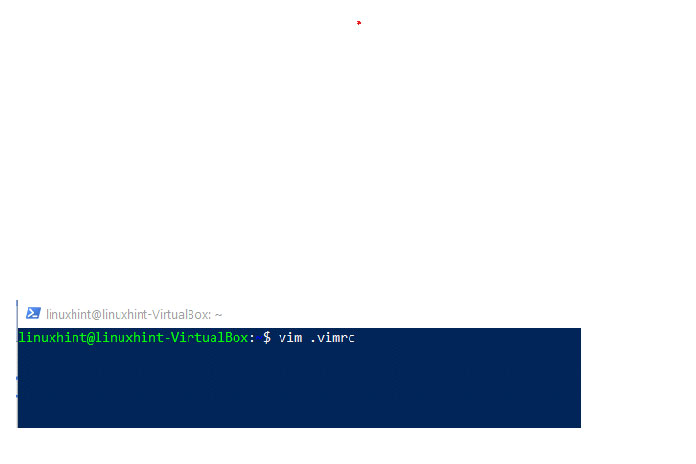 vimrc отключите подсветку синтаксиса спомощью следующего кода