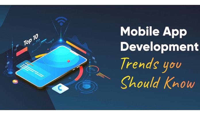 10 основных тенденций разработки мобильных приложений