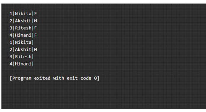 Чтобы установить значение столбца вNULL, используйте синтаксис