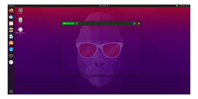 Помимо GIF, вытакже можете напрямую записывать видео вформате WebM или MP4
