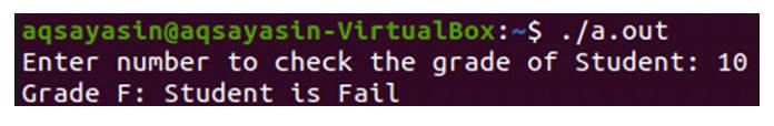 После повторного выполнения файла используйте добавленное значение10
