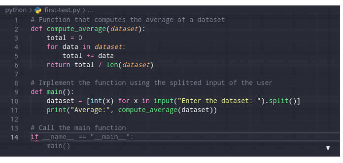 Вот так GitHub Copilot написал функциональный скрипт Python