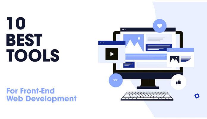 10 лучших инструментов для интерфейсной веб-разработки