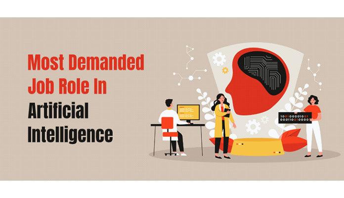 7 самых востребованных должностей в сфере искусственного интеллекта