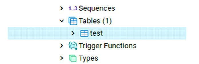 Давайте рассмотрим наш первый пример для дублирования таблицы