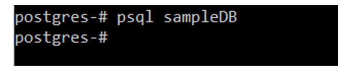 Если запрошенная база данных существует идругих ошибок нет