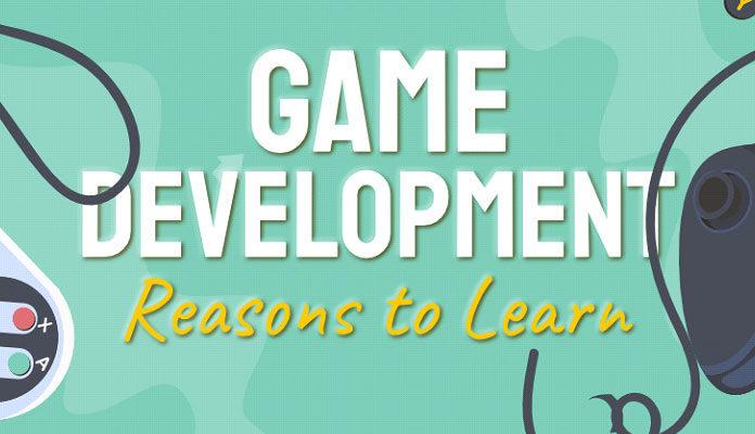 5 главных причин изучать разработку игр
