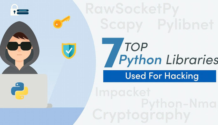 7 лучших библиотек Python, используемых для взлома